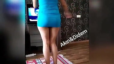 Turkish Mom MILF Dance Sexy 1117