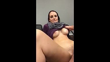 Sexy amateur mature mom gets creampie