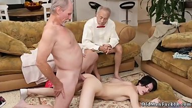 Old granny and blonde mature hot