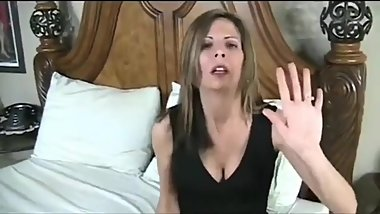 Sexy mature MOM enjoying rough anal fuck with her new roommate