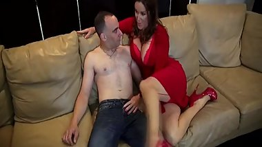 Rachel Steele MILF1612 - Cheating Housewife, party in my panties! Part 2
