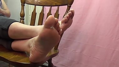 mature thick meaty soles