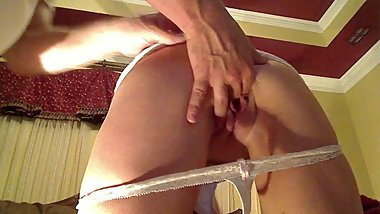 Cheating MILF Gets Fingered AGAIN
