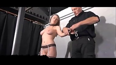 Innocent Girl Tied and Ruined!