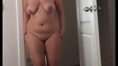 My slut wife in slow motion