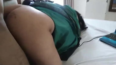 Best friend hot wife fucking when no one in home