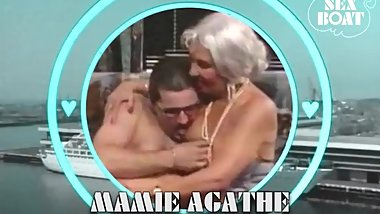 SEX BOAT - Mamie Agathe