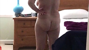 not my mom caught naked