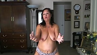 sexy mature Latina woman, I had bad dreams last night releasing by dancin