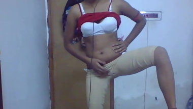 my desi gf striptease dirty talk dance