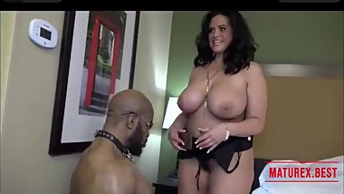 Hot Milf Creampie BBC Lover.
