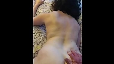 Wife takes it doggystyle