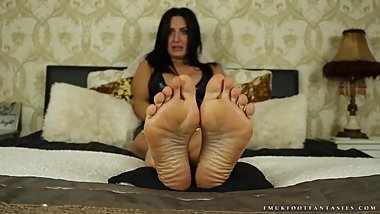 Thick Tan Mild Wrinkled Soles FMUK