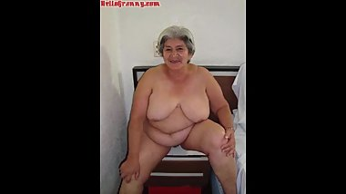 LatinaGrannY Collection of Well Aged Latinas