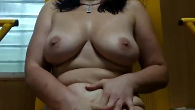 My mature friend love masturbate