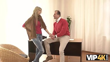VIP4K. Ellen Jess needs right direction but mature man