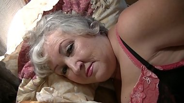 Mature Dana Tickled in Red\ Stockings - view camera 1- view only face