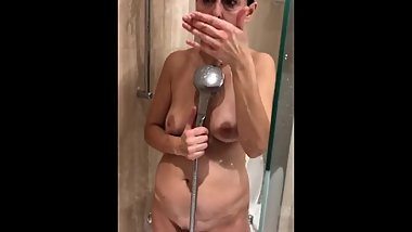 muslim mature mother slut nude shower