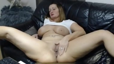 Maturekate with huge tits and wet pussy
