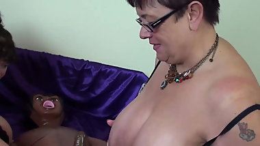 Beautiful Matures Grannys with big tits and toys 2