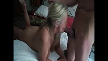 Old wife suck dick and drink cum
