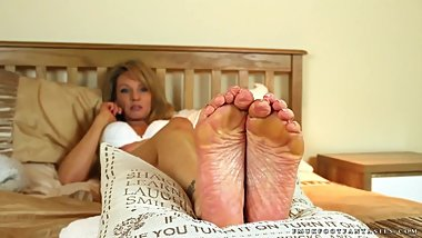 FMUK Tracey Foot Fetish Soles