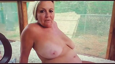 Mature Grandma Jackie Dirty Talk - Part 1