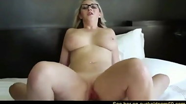 Skinny Wife & Black Cock Filmed by Husband