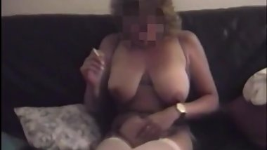 Mature Big Tits In Stockings