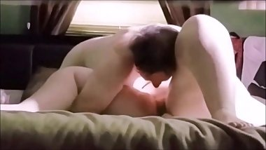 Ugly wife moans as I lick her ugly cunt