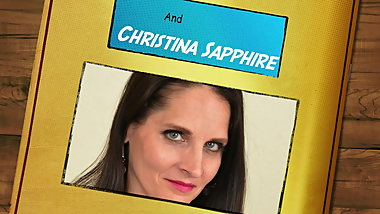 The Adventures of Christina Sapphire #4